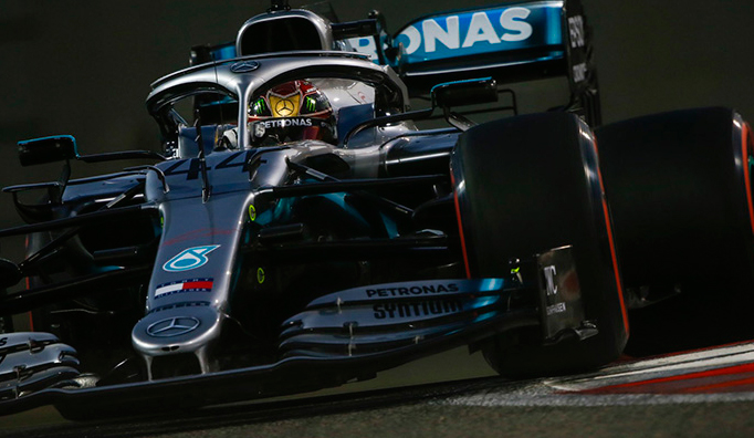 Fórmula 1: Hamilton no afloja
