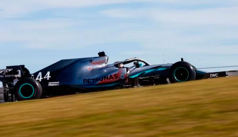 Fórmula 1: Hamilton recupera el mando en Austin