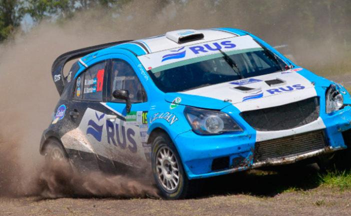 Rally Argentino: Ligato dominó en Entre Ríos