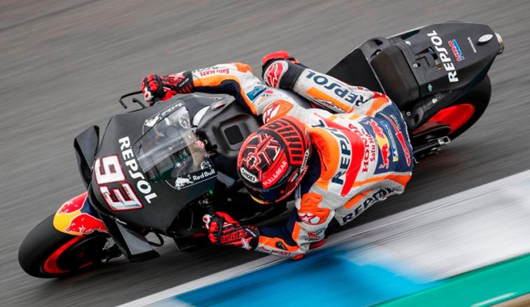 MotoGP: Viñales y Márquez lideran el test en Jerez