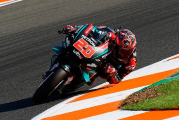 MotoGP: Quartaro domina los Libres 1
