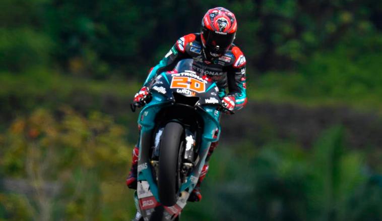 MotoGP: Quartararo da un golpe brutal con la 'pole' más psicológica