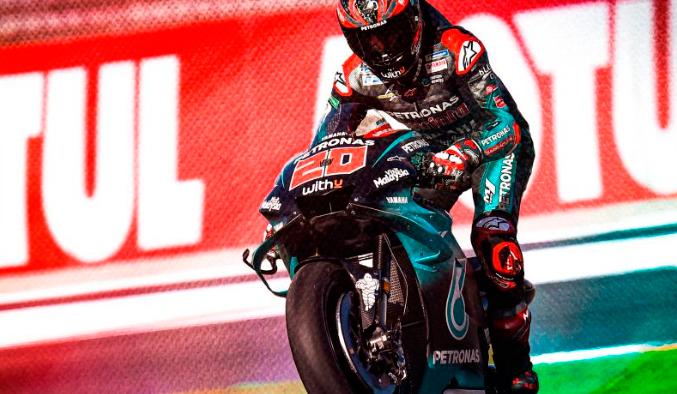 MotoGP: Quartararo se aferra a su última bala como rookie