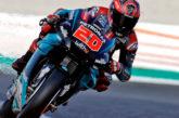 MotoGP: Quartararo logra la última pole del año
