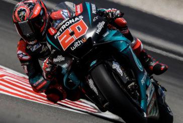 MotoGP: Quartaro arrancá a pleno en los Libres1