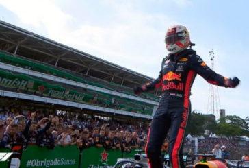Fórmula 1: Verstappen vence en una accidentada carrera