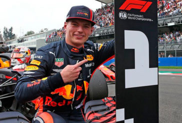 Fórmula 1: Verstappen se corona con la pole en Interlagos