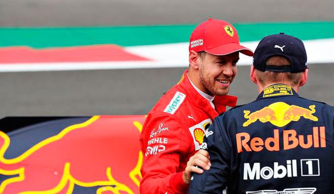 Fórmula 1: Ferrari encabeza los Libres2