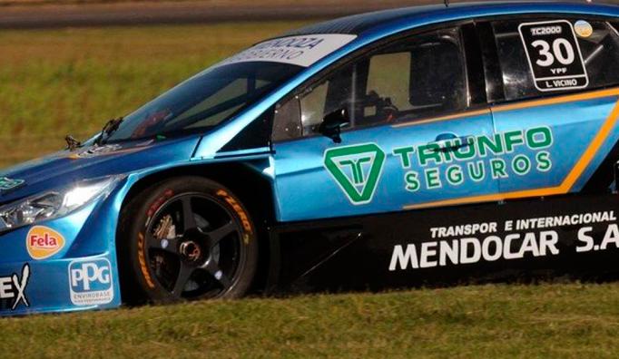 TC2000: Vicino festejó en el Sprint