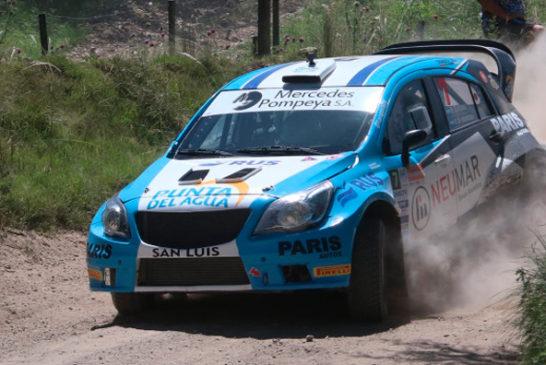 Rally Argentino: D´Agostini marca el rumbo en Carlos Paz