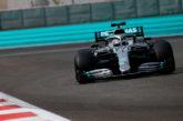 Fórmula 1:  Valtteri Bottas lidera el primer día de test post temporada