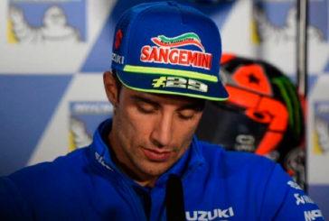 MotoGP: Iannone da positivo en un control antidoping y es suspendido