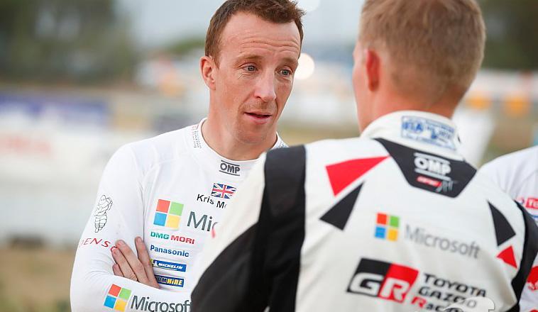 WRC: Kris Meeke confirma que no competirá en el WRC en 2020