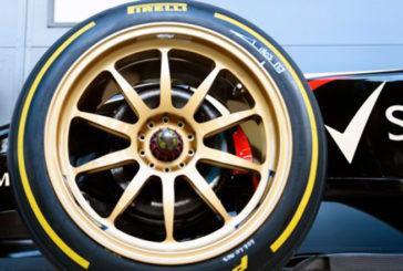 Fórmula 1: Primer test de las llantas de 18 pulgadas en un F1