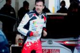WRC: Sébastien Ogier se estrena a los mandos del Toyota Yaris WRC