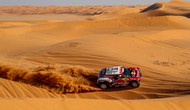 Rally Dakar: Se anula la etapa 8 para motos y quads.