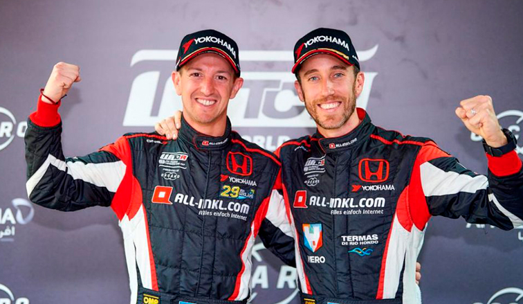 WTCR: Honda renueva la confianza en Guerrieri y Girolami