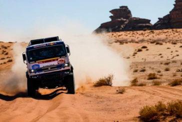 Rally Dakar: Abandono del campeón Nikolaev