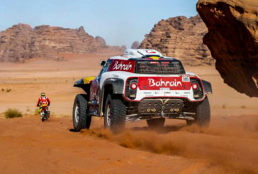 Rally Dakar: Se completó la 3ra etapa y sancionaron a Nasser Al-Attiyah