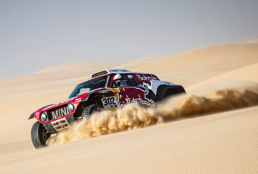 Rally Dakar: Peterhansel se anota la penúltima etapa y da pelea