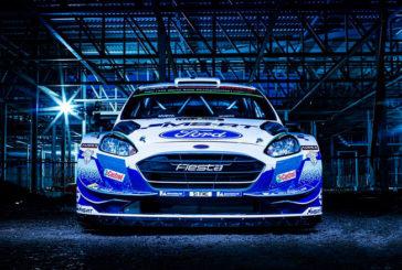 WRC: M-Sport revela el «Fiesta» para la temporada 2020