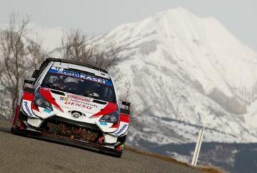 WRC: Ogier se impone en el shakedown de Montecarlo