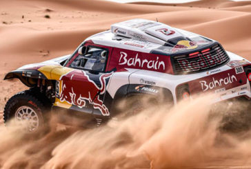 Rally Dakar: Sainz no afloja