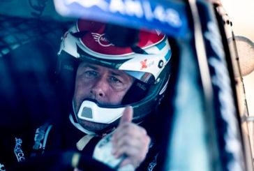 Rally Dakar: Terranova es protagonista
