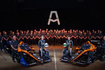 Indy Car: Arrow McLaren SP presenta el primer coche de su unión