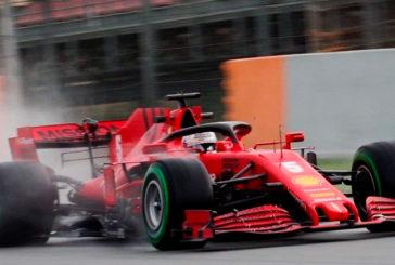 Fórmula 1: Y en el quinto día apareció Ferrari