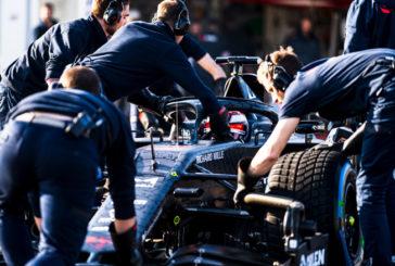 Fórmula 1: El Alfa Romeo C39 sale a pista por primera vez en Fiorano
