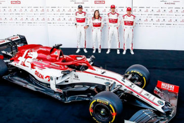 Fórmula 1: Alfa Romeo desvela el C39