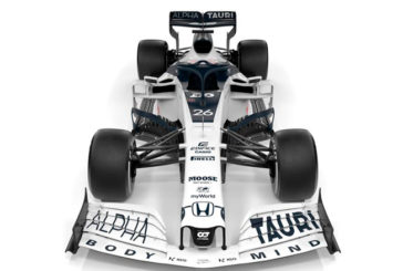 Fórmula 1: Comienza la nueva era Alpha Tauri