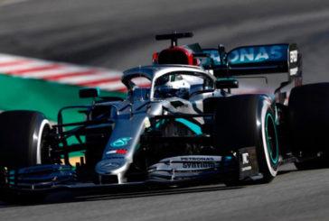 Fórmula 1: Valtteri Bottas vuela y Sebastian Vettel rompe en la jornada matutina