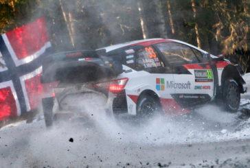 WRC: Evans se encamina al triunfo