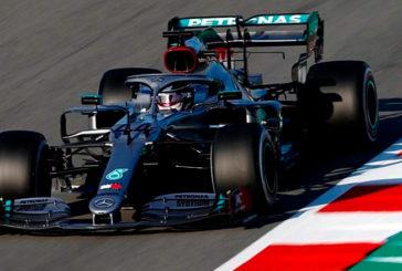 Fórmula 1: Hamilton se hace con el mejor tiempo en el primer día