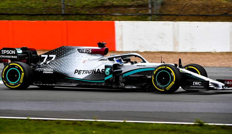 Fórmula 1: Apareció el Mercedes W11 para seguir el camino del éxito