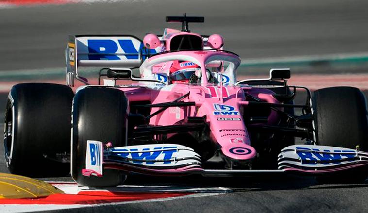 Fórmula 1: Pérez lidera una mañana polémica en la que la dirección del Mercedes atrae miradas