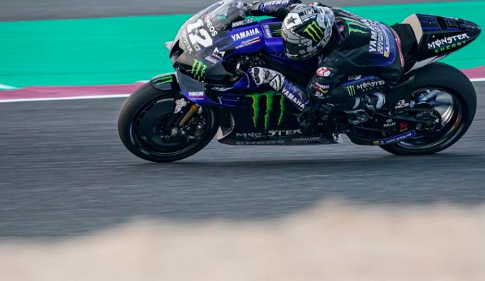MotoGP: Viñales pone el broche de oro a la pretemporada de Yamaha