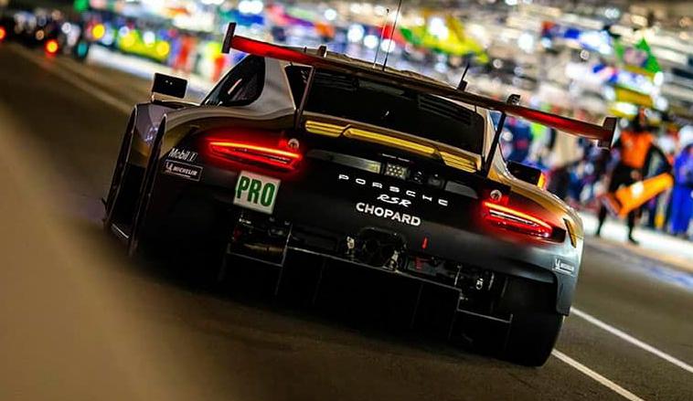 WEC: Postergan las 24 horas de Le Mans