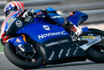 MotoGP: Joe Roberts hace historia con su primera 'pole'