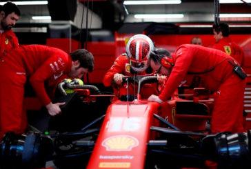 Fórmula 1: El coronavirus obliga a Ferrari y Pirelli a posponer el test de neumáticos de 18 pulgadas