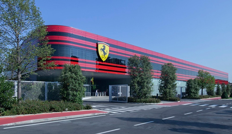 Ferrari dona 10 millones de euros por el coronavirus