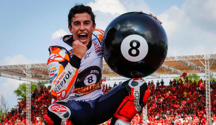 MotoGP: El bombazo de Márquez y Honda, fue una sorpresa para Ducati