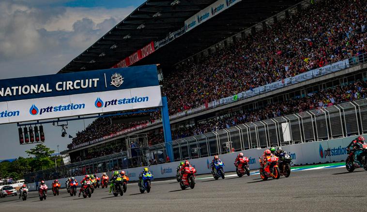 MotoGP: Se cancela el GP de Qatar y se aplaza el GP de Tailandia