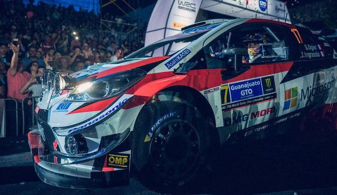 WRC: Ogier gana en México