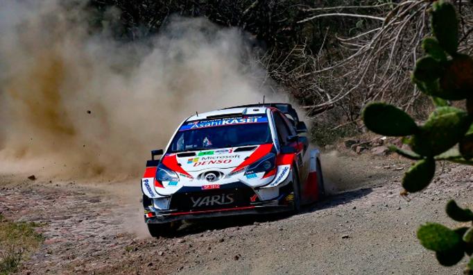 WRC: Ogier sigue liderando en México
