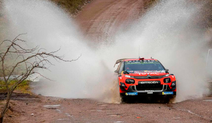 WRC: Se cancela en abril la competencia en Argentina
