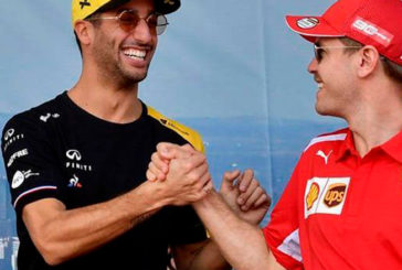 Fórmula 1: ¿Se viene un trueque entre Sebastian Vettel y Daniel Ricciardo?