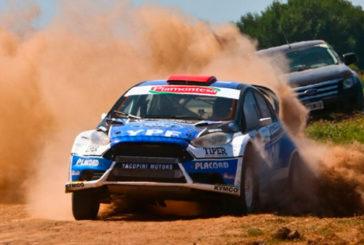 Rally Argentino: Villagra, más vigente que nunca